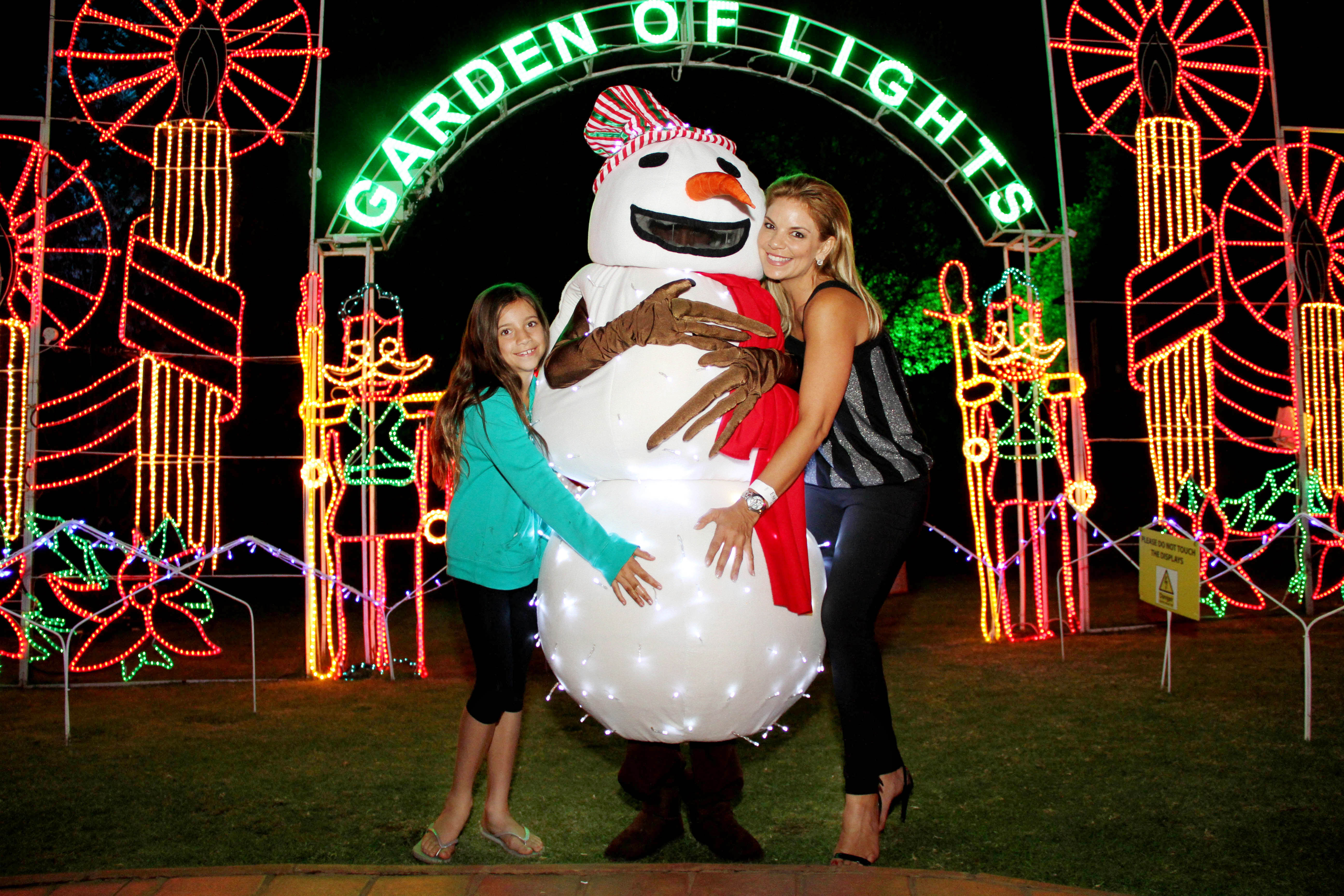 emperors garden of lights times
