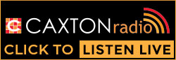 Caxton Radio Listen Live button