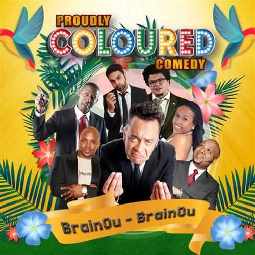 Proudly Coloured Comedy