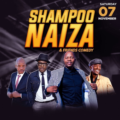 Shampoonaiza and Friends Comedy Nite