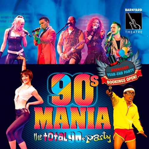 90's Mania The Total 90's Party