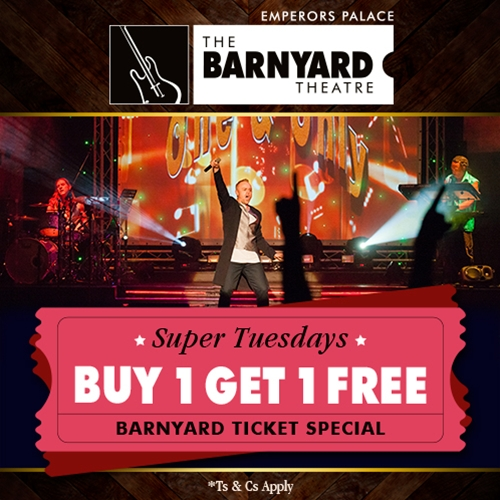 Super Tuesdays Buy One Get One Free