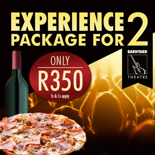 Barnyard Experience Packages for 2