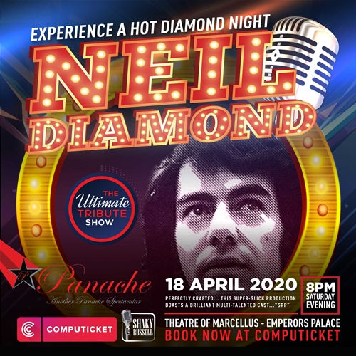 Neil Diamond - The Ultimate Tribute Show
