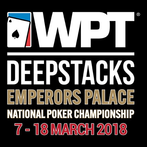 WPT Emperors Palace National Poker Championship