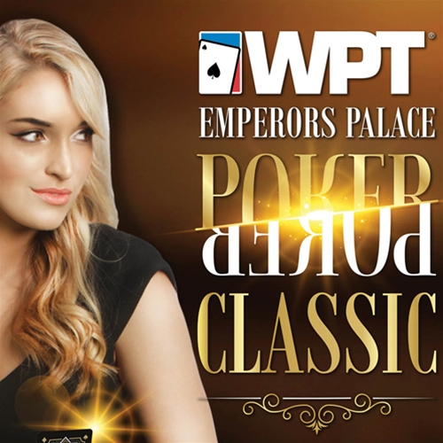 WPT Emperors Palace Poker Classic