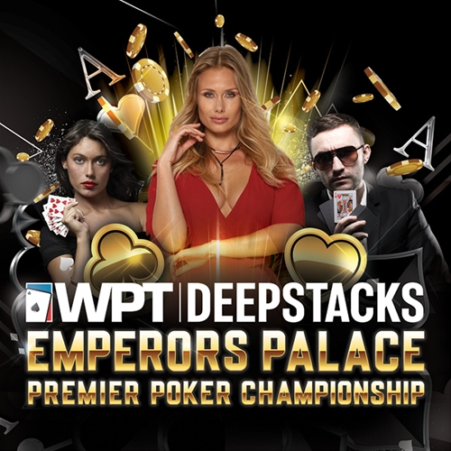 WPT Deepstacks Emperors Palace Premier Poker Championship