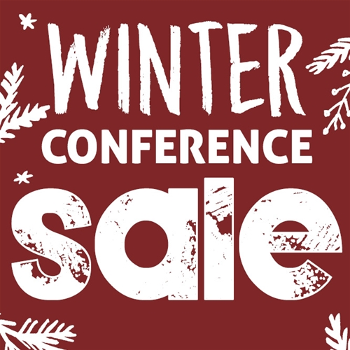 Winter Conference Flash Sale
