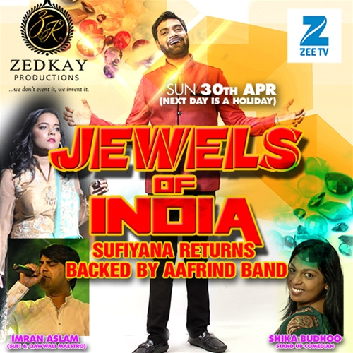 Jewels of India - Bambay Rockers