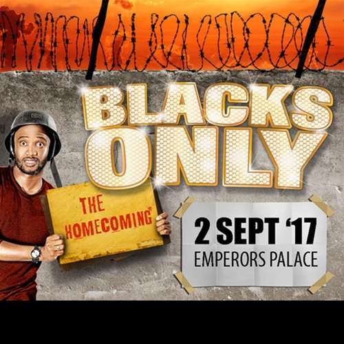 Blacks Only Comedy