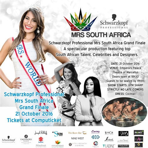 Mrs South Africa