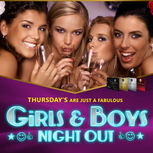 Girls and Boys Night Out