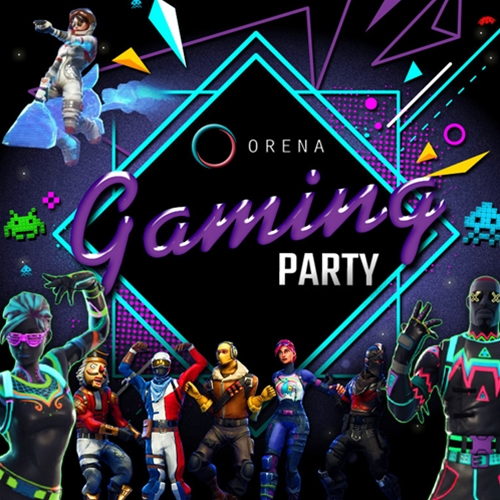 Win a Gaming Party